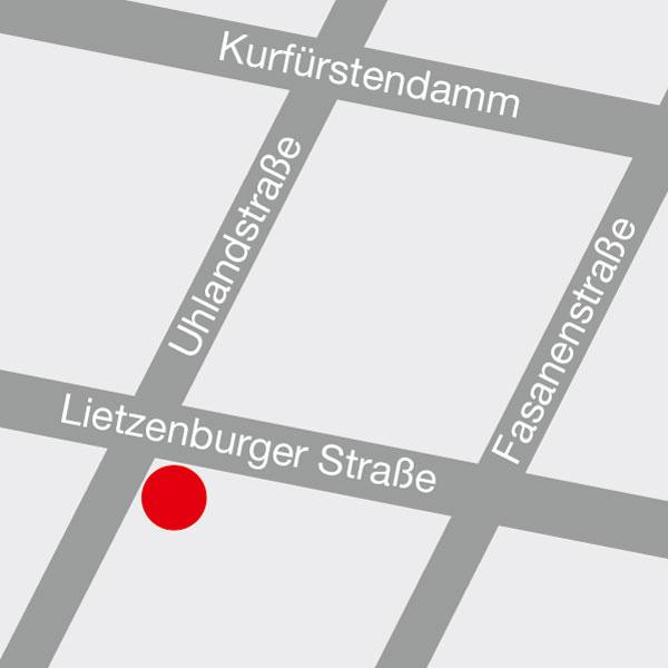 Ligne Roset Showroom Berlin-Charlottenburg